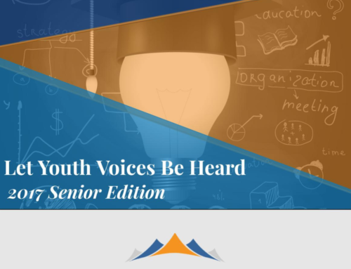 Let Youth Voices Be Heard: Senior Edition 2017