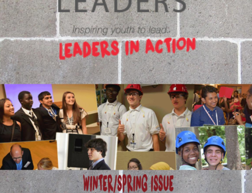 Let Youth Voices Be Heard: WinterSpring 2016