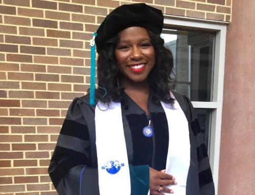 Alumni Spotlight: Onyekachim Amauwah